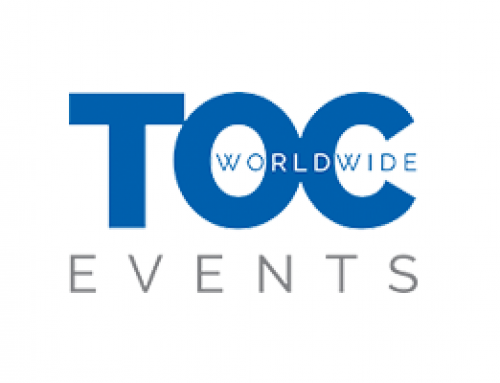 TOC Europe 2019 fuses mass container flows with mass data flows